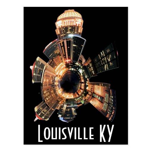 Louisville KY Postcards