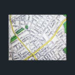 "LOUISVILLE, KY Vintage Map Canvas Print<br><div class=""desc"">LOUISVILLE,  KY Vintage Map</div>"