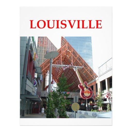 Louisville Membrete