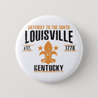 Louisville Pinback Button