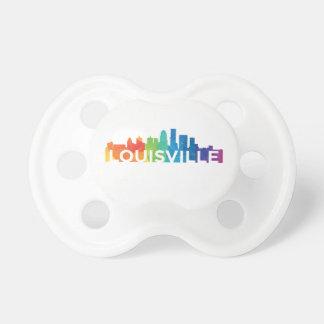 Louisville Pride Baby Pacifier