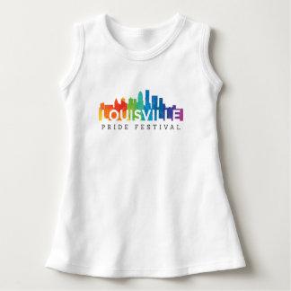 Louisville Pride Baby Sleeveless Dress