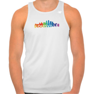 Louisville Pride Men's New Balance Tank Top