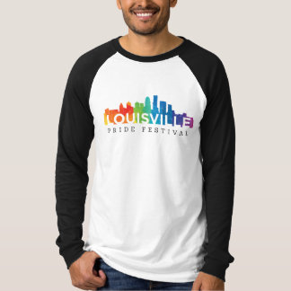 Louisville Pride Men's Raglan T-Shirt