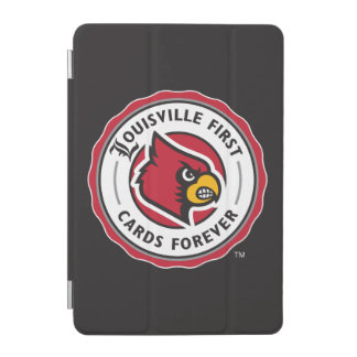 Louisville Seal - Louisville First Cards Forever iPad Mini Cover