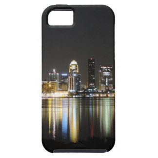 Louisville skyline at night iPhone 5 covers