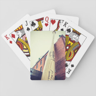 Louisville Slugger Playing Cards