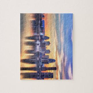 Louisville Sunset Puzzle