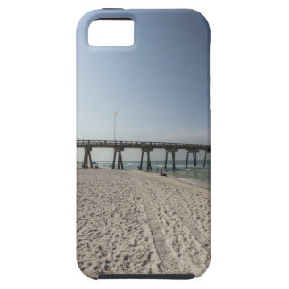 Lounge Chairs at Panama City Beach Pier iPhone SE/5/5s Case