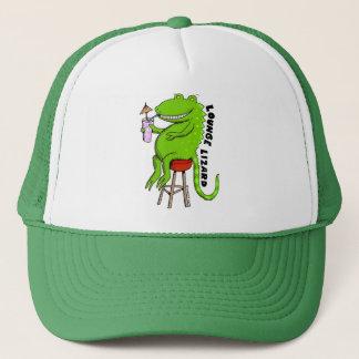 Lounge Lizard Trucker Hat