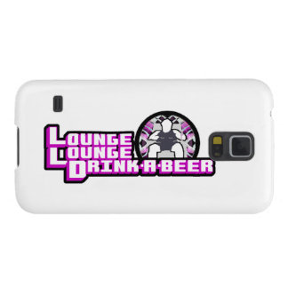 Lounge Lounge Drink a beer Case For Galaxy S5