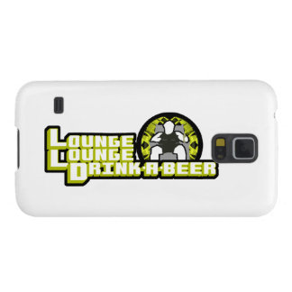 Lounge Lounge Drink a beer Galaxy S5 Case