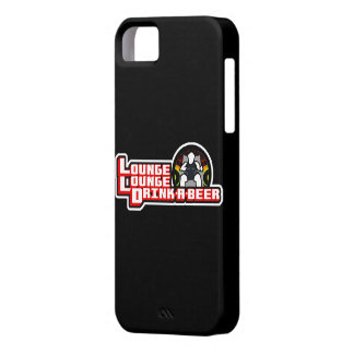Lounge Lounge Drink a beer iPhone SE/5/5s Case