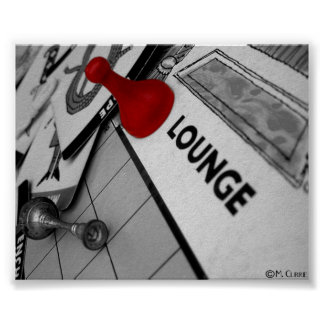 Lounge Poster