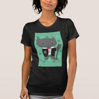 Lounge Singer Cat Shirt