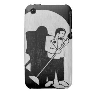 Lounge Singer iPhone 3 Case-Mate Cases