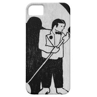 Lounge Singer iPhone SE/5/5s Case