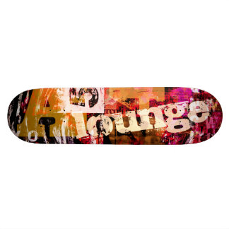 Lounge Skateboard Deck
