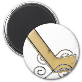 LoungeChair072509 Fridge Magnet