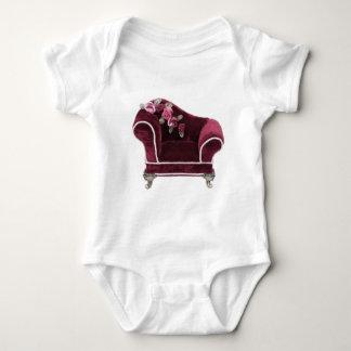 LoungeChair123109 Baby Bodysuit