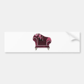 LoungeChair123109 Bumper Sticker
