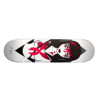 LoungeKat Skateboard: Sukeban Skateboard