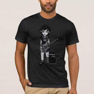 LoungeKat T-shirt - Bass Girl (men's)
