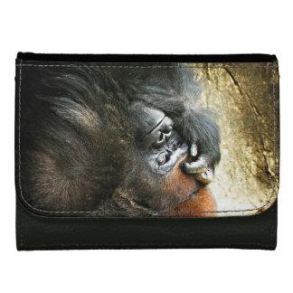 Lounging Gorilla Wallet