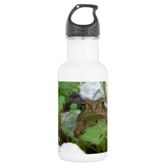 Lounging in Nature Stainless Steel Water Bottle