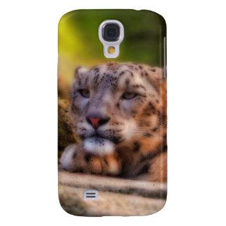Lounging Leopard HTC Vivid / Raider 4G Cover