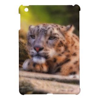Lounging Leopard iPad Mini Case