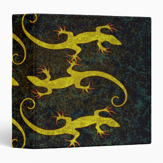 "LOUNGING LIZARDS 1.5"" Ring Binder"