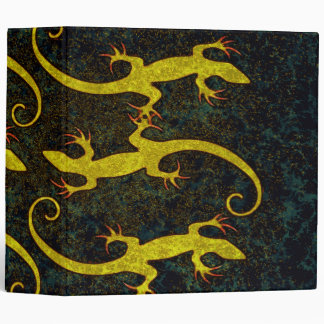"LOUNGING LIZARDS 2"" Ring Binder"