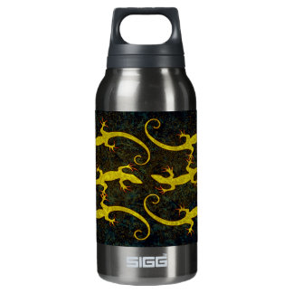 LOUNGING LIZARDS INSULATED WATER BOTTLE