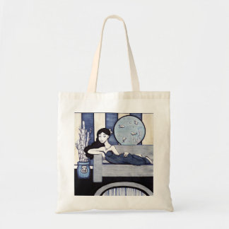Lounging Lucy Tote