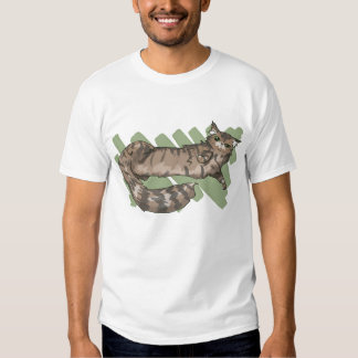 Lounging Maine Coon T Shirt