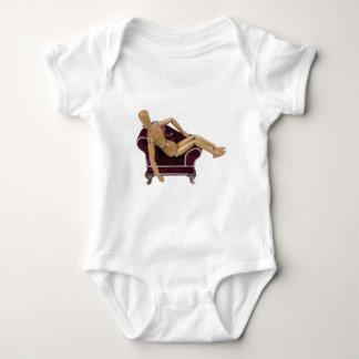 LoungingAround123109 Baby Bodysuit