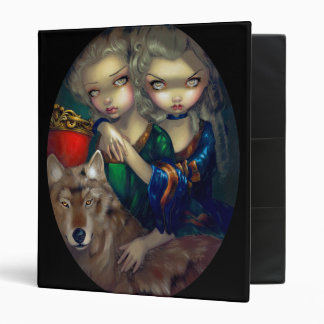 Loup-Garou Les Jumeaux BINDER wolf vampire gothic