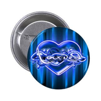 Lourdes Pinback Buttons