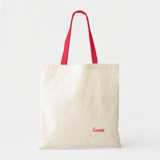 Lourdes canvas bag