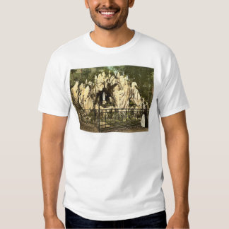 Lourdes Grotto, near the nunnery of Ingenbohl, Lak Shirt