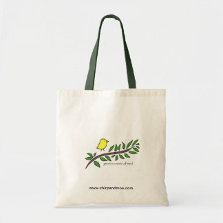 Lou's-got-a-green-state-of-mind Tote
