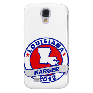 Lousiana Fred Karger Galaxy S4 Cover