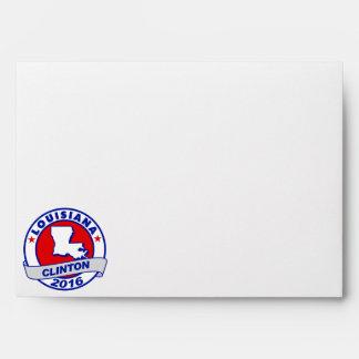 lousiana Hillary Clinton 2016.png Envelopes