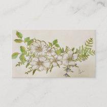 Lousiana Magnolia Business Card