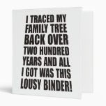 Lousy Binder
