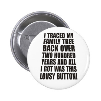 Lousy Button