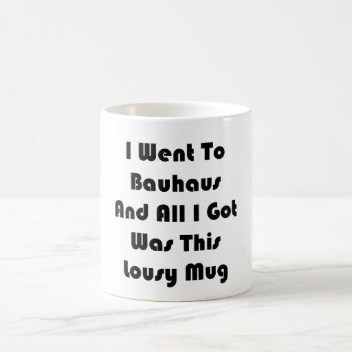 Lousy Classic White Coffee Mug