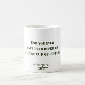 Lousy Cup of Coffee Coffee Mug