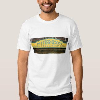 Lousy Food & Warm Beer T-Shirt